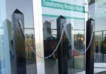 Mbao Na Nguzo za Plastiki (PlasticTimbers)