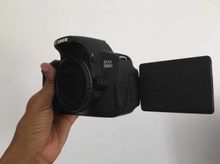 Canon 700D + 18-55 mm