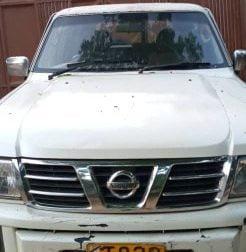 Nissan patrol 2003 for sale