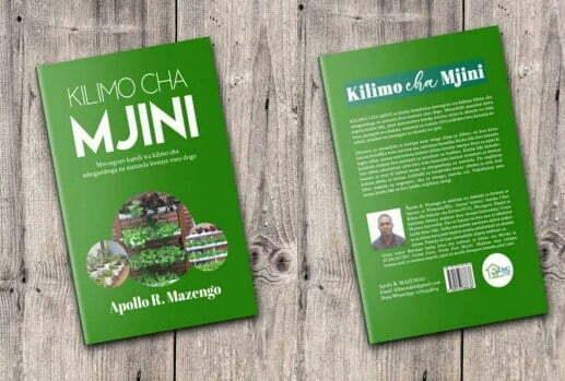 KITABU-KILIMO CHA MJINI