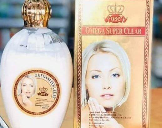 OMEGA  SUPER CLEAR    lotion