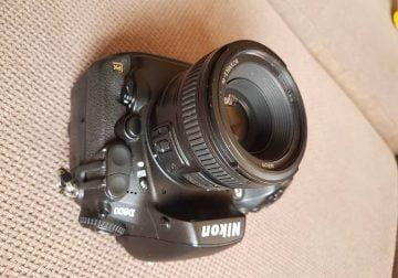 Nikon D800 36.8mp camera