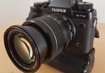 Fujifilm x-t2 4k Camera