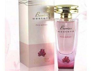 """BERRIES  WEEKEND  Perfum """"lady"""""""