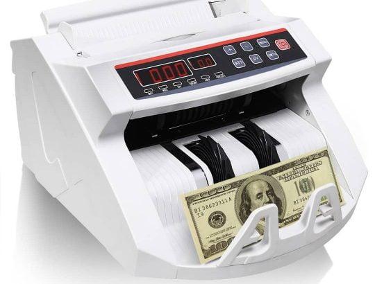 Money Counting Machine/ Mashine ya Kuhesabu Hela
