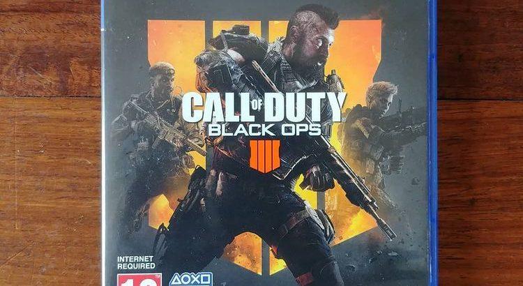 Call of Duty 4:Black Opps